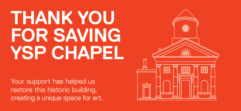 Save YSP Chapel image