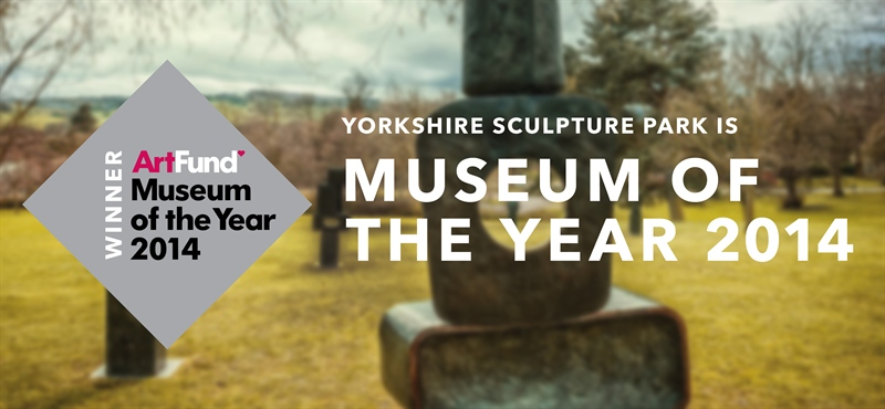 Museum of the Year 2014 image