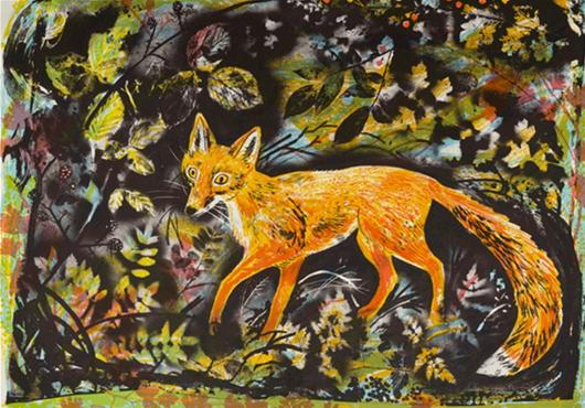 Autumn Fox, 2012 © the artist