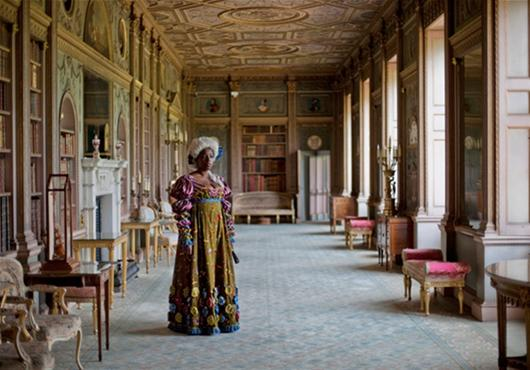 Yinka Shonibare MBE, Addio del Passato (Film still), 2011. Courtesy the artist and James Cohen Gallery, New York and Stephen Friedman Gallery, London