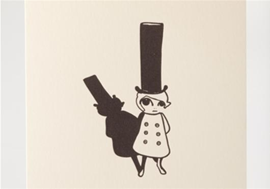 top hat drawing. Card - Top Hat Tinker